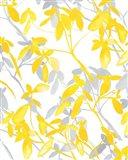 Premonition Yellow Art Print