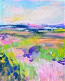 Colourful Land I Art Print
