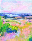 Colourful Land II Art Print
