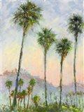 Carlton Sunrise Art Print