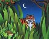 Tiger Tyger Art Print