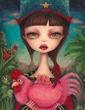 Pinkens Art Print