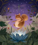 Ascension in Twilight Art Print