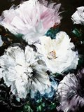 Soft Hue Flowers Art Print