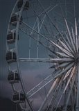 The Wheel Is Turning Art Print