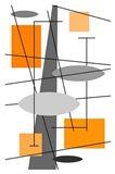 Rauth in Orange Art Print