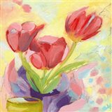 Tulips No. 3 Art Print