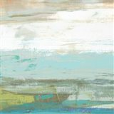 Beach Wash No. 1 Art Print