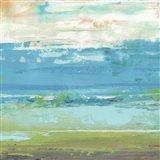 Beach Wash No. 4 Art Print