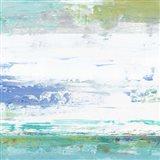 Beach Wash No. 9 Art Print