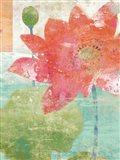 Lotus No. 1 Art Print