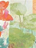 Lotus No. 2 Art Print