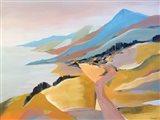 Monterey to The Sea Art Print
