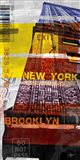 New York Sky III Art Print