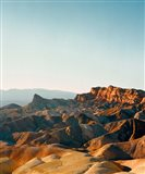Afternoon in Death Valley Art Print