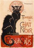 Chat Noir Art Print