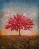 Red Bud No. 1 Art Print