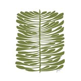 Hawaiian Pine Art Print