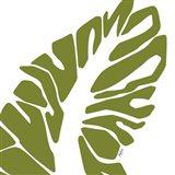 Tribal Palm Art Print