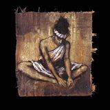 Soulful Grace II Art Print