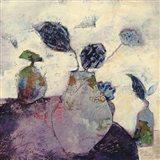 Still Life in Lilac Art Print