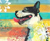Beast Friend Art Print