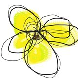 Yellow Petals Two Art Print