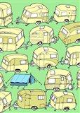 Odd Ones - Tent Art Print