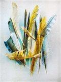 Feather Study No. 2 Art Print