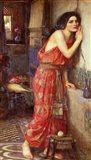 Thisbe, 1909 Art Print
