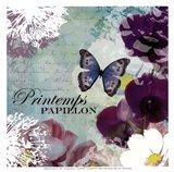 Papillon - mini Art Print