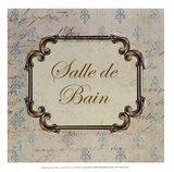Bain Sign I - mini Art Print