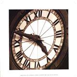 Clock II Art Print