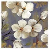 En Flor II Art Print