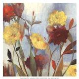 Wildflowers I - mini Art Print
