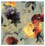 Whimsical Floral I Art Print