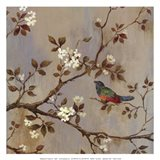 Apple Bloom I ( conversation mini) Art Print