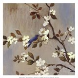 Apple Bloom III ( conversation mini) Art Print