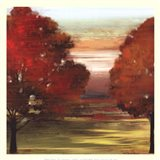 Flow Trees II-Mini Art Print