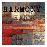 Harmony - mini Art Print