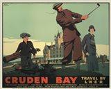 Cruden Bay Art Print