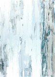 Abstract Blue I Art Print
