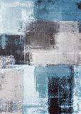Abstract Blue III Art Print