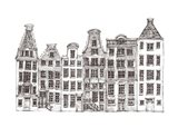 Amsterdam I Art Print