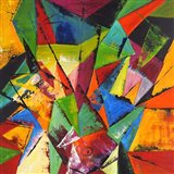 Abstract Geo 1 Art Print