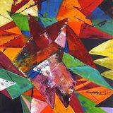 Abstract Geo 2 Art Print