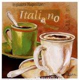 Tipico Italiano I Art Print