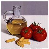 Culinary Art II Art Print