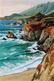 Coastal Grandeur Art Print