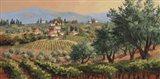 Fruits of Tuscany Art Print